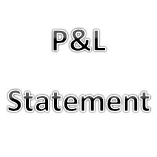 P&L Statement (Отчет о прибылях и убытках / доходах и расходах)