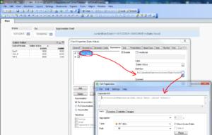 Параметризованные переменные или пользовательские функции в QlikView