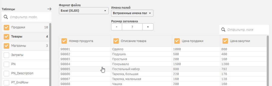 Создание Импорт Экспорт приложений Qlik Sense в облаке (Cloud)