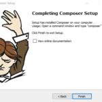 Установка и настройка Composer